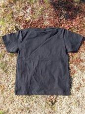 画像2: オリジナルプリント Tシャツ オリジナルブラックバス ブラック・ホワイト (2)