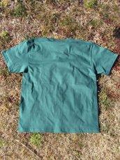 画像2: オリジナルプリント Tシャツ オリジナルブラックバス グリーン・ホワイト (2)