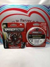 画像2: pure fishing usa spider wire stealth-braid  (2)