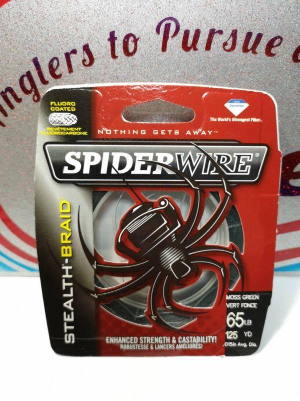 画像1: pure fishing usa spider wire stealth-braid  (1)